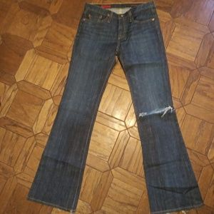 {Adriano Goldschmied} EUC The Angel Bootcut Jeans